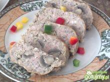 Mięsny Bochenek z  Pieczarkami