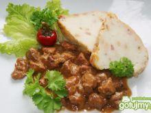 Mięsny sos ze śmietanką