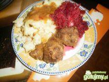 Mięso ala zrazy