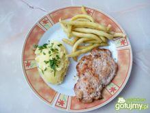 Mięso wieprzowe marynowane w winie