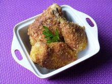 Mięso z kurczaka w panierce z chrupek