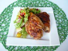 Mięso z kurczaka w pikantnej marynacie
