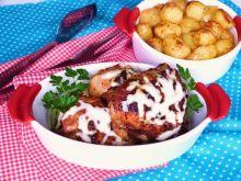 Mięso z kurczaka w przyprawie do grilla
