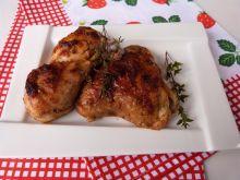 Mięso z kurczaka z tymiankiem i cytryną
