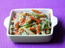 Mieszanka warzyw na ciepło do obiadu