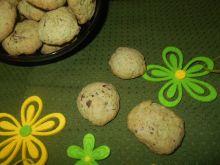 Miętowe ciasteczka z czekoladą