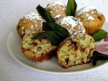 Miętowo - czekoladowe muffinki