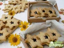 Migdałowe ciasteczka pod gwiazdami