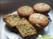 Migdałowe muffiny