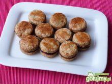 Migdałowo-makowe ciasteczka z marmoladą