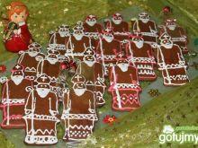 Mikołaje z piernika