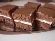 Milka - mocno czekoladowe ciasto