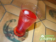 Miłosne upojenie - walentynkowy drink