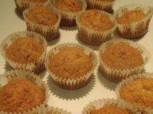 Mini babeczki marchewkowe