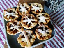 Mini babeczki z jabłkami i miodem