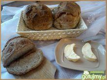 Mini chlebki na zakwasie z nutką anyżową