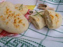 Mini chlebki z ziołami