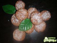 Mini ciasteczka czekoladowe