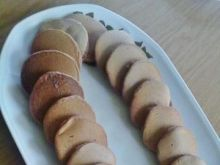 Mini kakaowe placuszki