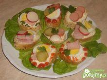 Mini kanapki beatki