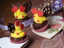 Mini muffinki na Walentynki