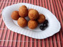 Mini pączki drożdżowo-ziemniaczane