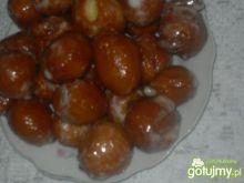 Mini pączusie - cynamonowe kuleczki