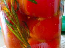 Mini papryczki w zalewie