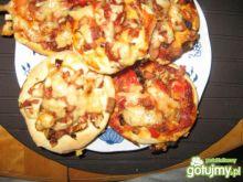 Mini pizza-czyli podrobione cebulaki