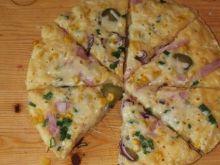 Mini pizza z patelni