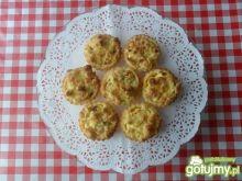 Mini serniczki z kruszonką