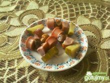 Mini szaszłyki : )
