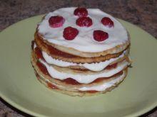 Mini tort naleśnikowy