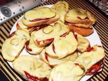 Mini zapiekanki serowe