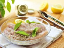 Miodowa marynata do mięsa