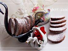 Miodowe ciasteczka z otrębami