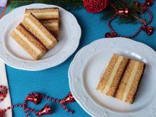 Miodowo-cytrynowe ciasto