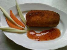 Mix krokiety z makaronem ryżowym