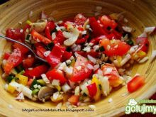 Mix obiadowo - grillowy