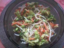 Mix sałatka do obiadu