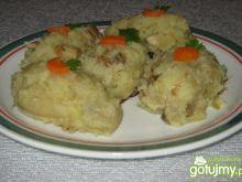 Mix ziemniaki, kapusta, pieczarki