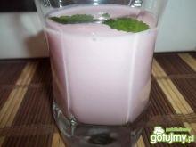Mleczko jogurtowo-malinowe