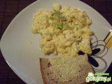 Mleczna jajecznica