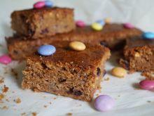 Mleczne brownie dla dzieci