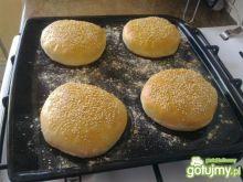 Mleczne Bułki do Hamburgerów ''2''