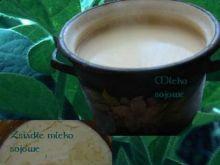 Mleko sojowe lub zsiadłe sojowe i okara