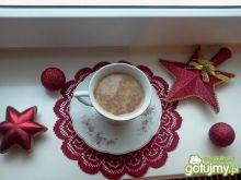 Mocno cynamonowe cappuccino