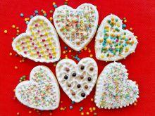 Mocno cytrynowe ciasteczka