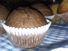 Mocno czekoladowe babeczki