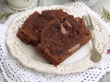 Mocno czekoladowe ciasto ucierane